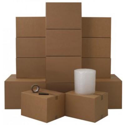 Купить картонные коробки для переезда в спб